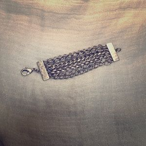 Lucky brand silver bracelet